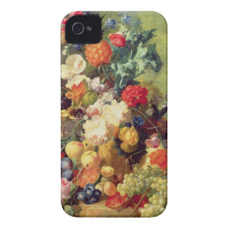 Still Life with Flowers and Fruit iPhone 4 Case