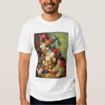 Still Life with Flowers and Fruit Shirt