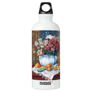 Still Life with Flowers and Prickly Pears Renoir SIGG Traveler 0.6L Water Bottle