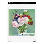 Still Life with Flowers by Edouard Manet Skin For The PS3 Slim