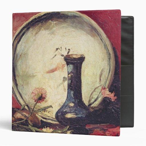 Still Life with Flowers, c.1886 Vinyl Binder
