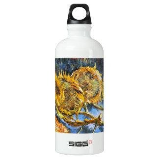 Still Life with Four Sunflowers  Van Gogh Vincent SIGG Traveler 0.6L Water Bottle