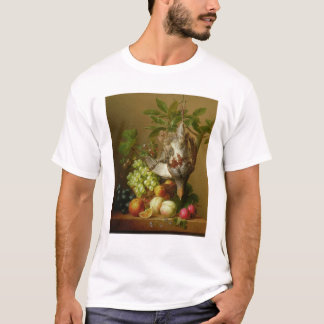 Still Life with Fruit and a Dead Partridge T-Shirt