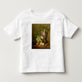 Still Life with Fruit and a Dead Partridge Toddler T-shirt