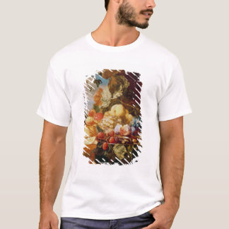 Still life with fruit and flowers T-Shirt