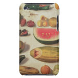 Still Life with Fruit and Toad iPod Case-Mate Case