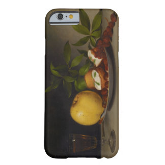 Still Life with Fruit, Cakes and Wine, 1821 iPhone 6 Case