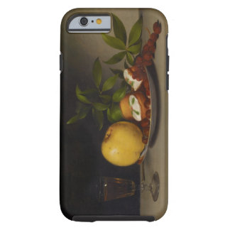 Still Life with Fruit, Cakes and Wine, 1821 Tough iPhone 6 Case