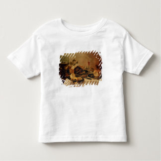 Still Life with Fruit Pie, 1635 Toddler T-shirt