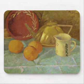 Still Life with Fruit & Pitcher or Mouse Pad