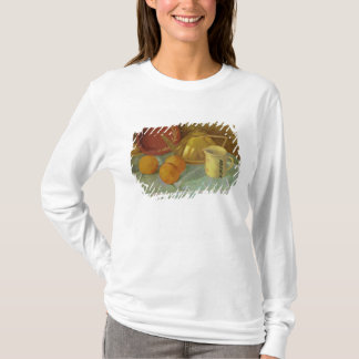 Still Life with Fruit & Pitcher or T-Shirt