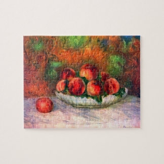 Still life with fruits by Pierre Renoir Jigsaw Puzzles