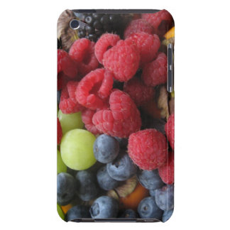 Still life with fruits barely there iPod case