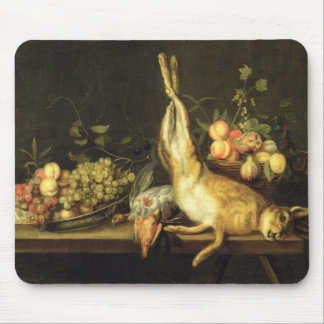 Still Life with Game and Fruit Mouse Pad