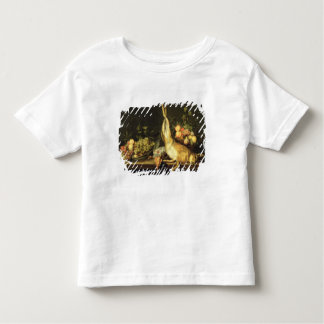 Still Life with Game and Fruit Toddler T-shirt