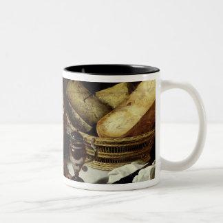 Still Life with Ham Two-Tone Coffee Mug