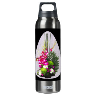 Still Life With Hummer 16 Oz Insulated SIGG Thermos Water Bottle