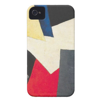 Still Life with Instruments by Lyubov Popova iPhone 4 Case-Mate Case