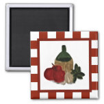 Still Life with Italian Elements Magnet