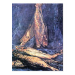 Still Life with kipper by Vincent van Gogh Postcard