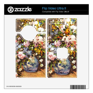 Still life with large vase by Pierre Renoir Flip Ultra II Decal