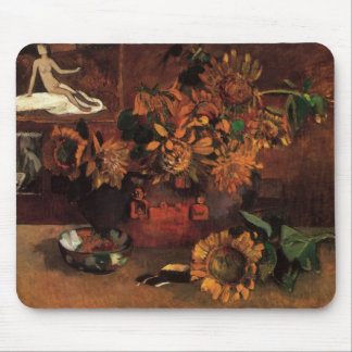 Still Life with L'Esperance (Hope) by Paul Gauguin Mouse Pad