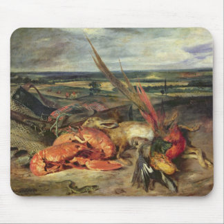 Still Life with Lobsters, 1826-27 Mouse Pad
