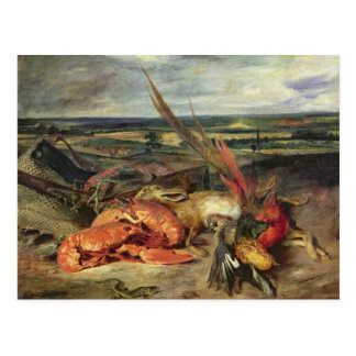 Still Life with Lobsters 1826-27 Post Cards