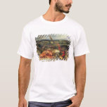 Still Life with Lobsters, 1826-27 T-Shirt