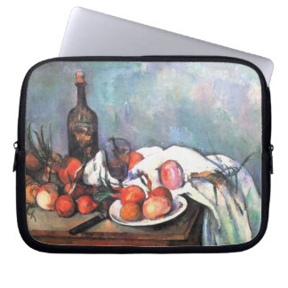 Still Life with Onions Laptop Case Laptop Computer Sleeves