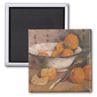 Still life with Oranges, 1881 Magnet