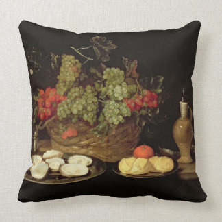 Still Life with Oysters Pillows