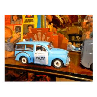 Still-life with Panda Car Postcard