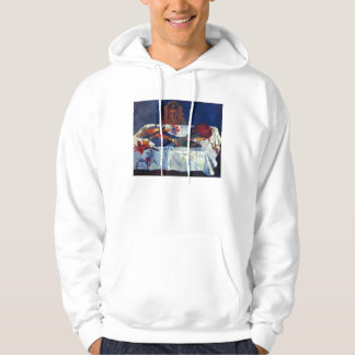'Still Life with Parrots' - Paul Gauguin Hoodie