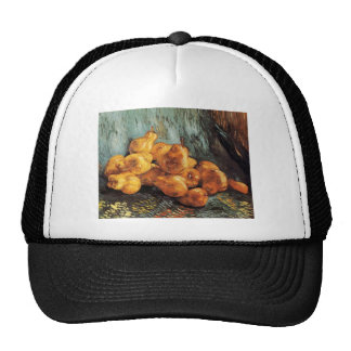 Still Life with Pears by Vincent Willem van Gogh Trucker Hat