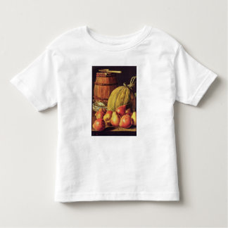 Still Life with pears, melon and barrel Toddler T-shirt