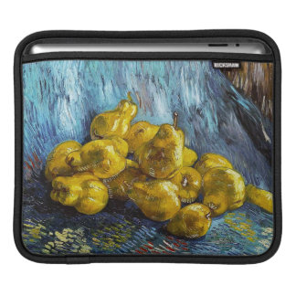 Still Life with Pears Van Gogh painting Sleeve For iPads
