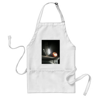 Still Life With Pomegranate and Tea Pot in Sunshin Adult Apron