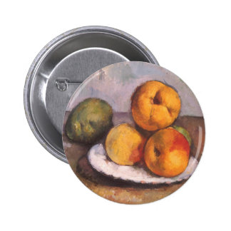 Still Life with Quince, Apples, Pears by Cezanne Pins