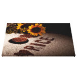 Still Life With Rice Gallery Wrap Canvas