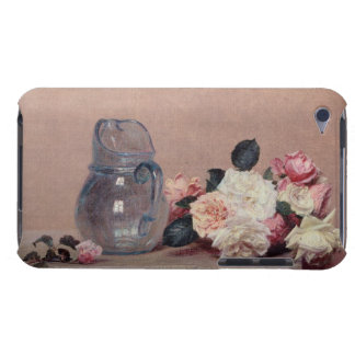 Still Life with Roses, 1889 (oil on canvas) iPod Touch Case