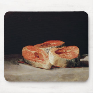 Still Life with Slices of Salmon, 1808-12 Mouse Pad