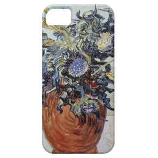 Still Life with Thistles, 1890 (oil on canvas) iPhone 5 Cases