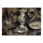 Still Life with Three Handles Card