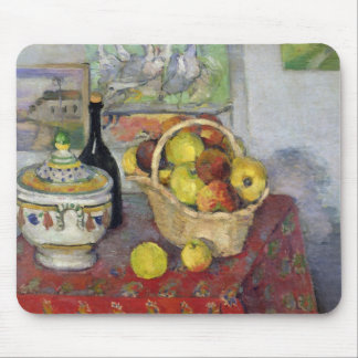 Still Life with Tureen, c.1877 Mouse Pad