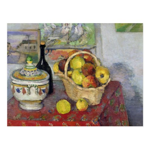 Still Life with Tureen, c.1877 Post Card