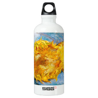 Still Life with Two Sunflowers by Vincent Van Gogh SIGG Traveler 0.6L Water Bottle
