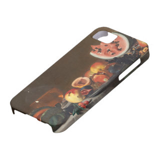Still life with watermelons and carafe iPhone SE/5/5s case