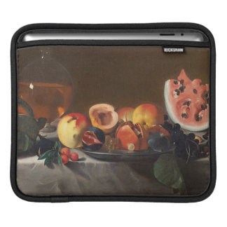 Still life with watermelons and carafe sleeve for iPads