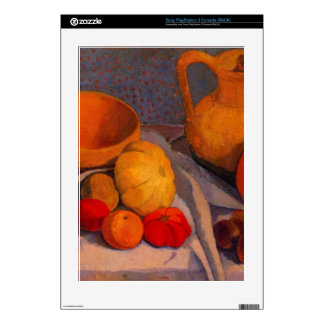 Still life with yellow cup by Modersohn PS3 Console Decals
